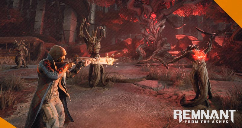 Игры про выживание Remnant from the Ashes