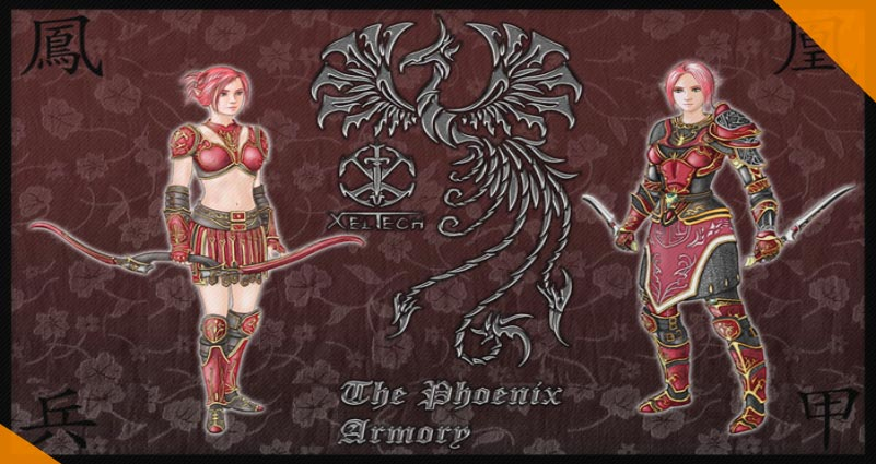 Лучшие моды для Dragon Age Origins the Phoenix Armory