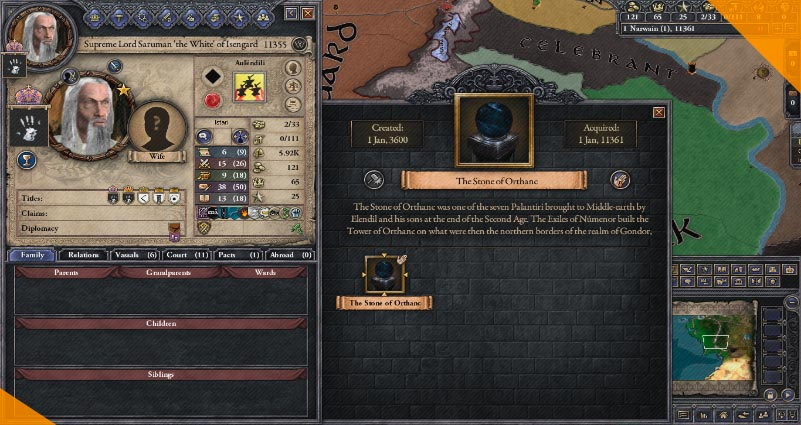 Лучшие моды для Crusader Kings 2 Middle Earth Project