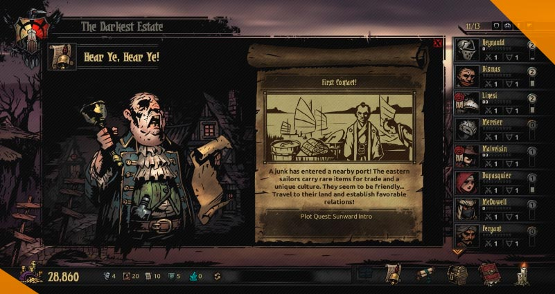 Лучшие моды для Darkest Dungeon the Sunward Isles