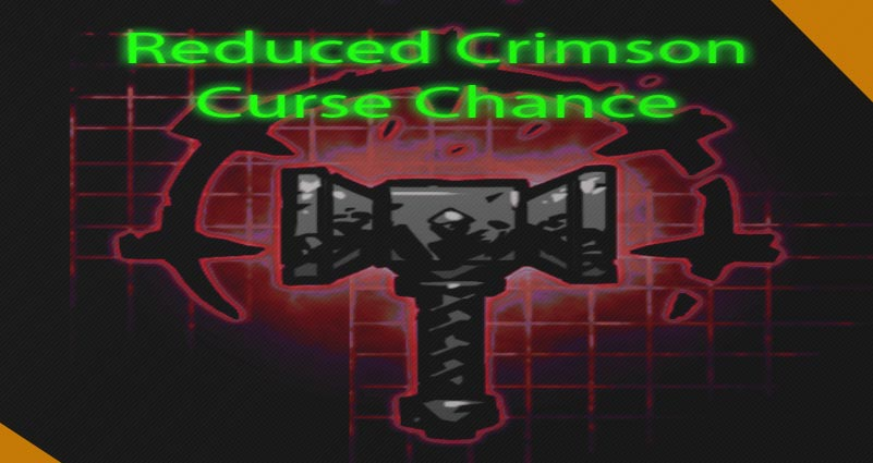 Лучшие моды для Darkest Dungeon Reduced Crimson Curse Chance
