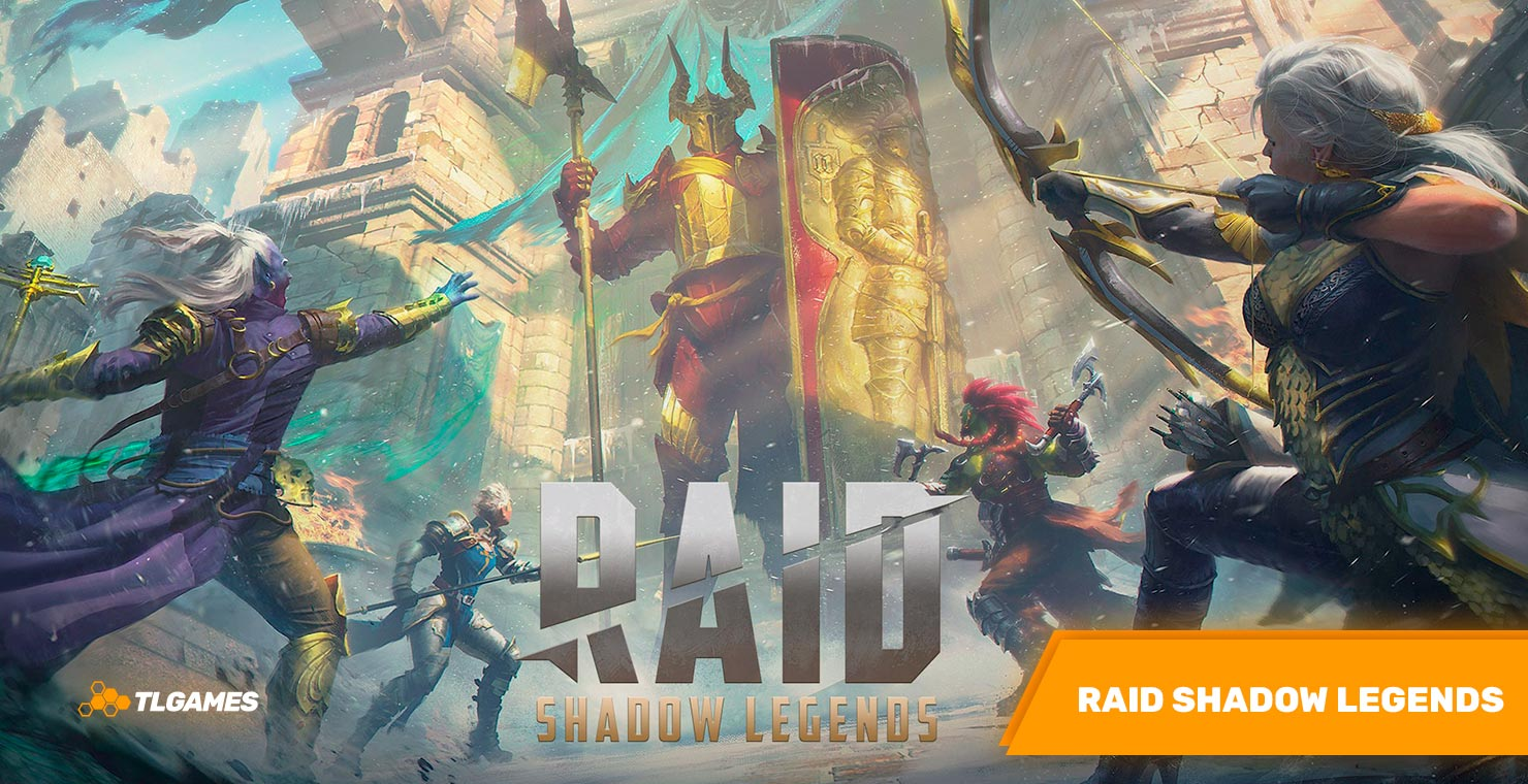 RAID: Shadow Legends 1