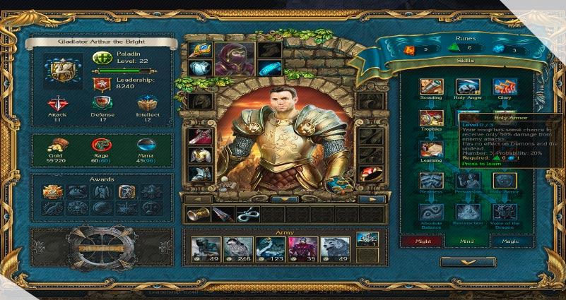 King's Bounty: Crossworlds Game Of The Year Edition
