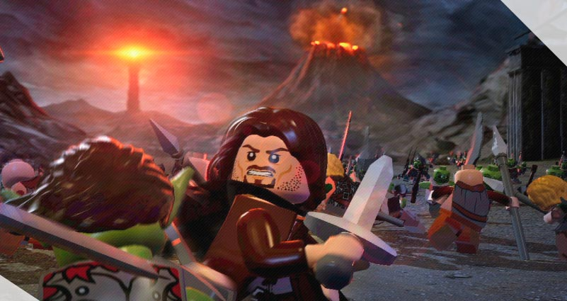 LEGO: The Lord of the Rings