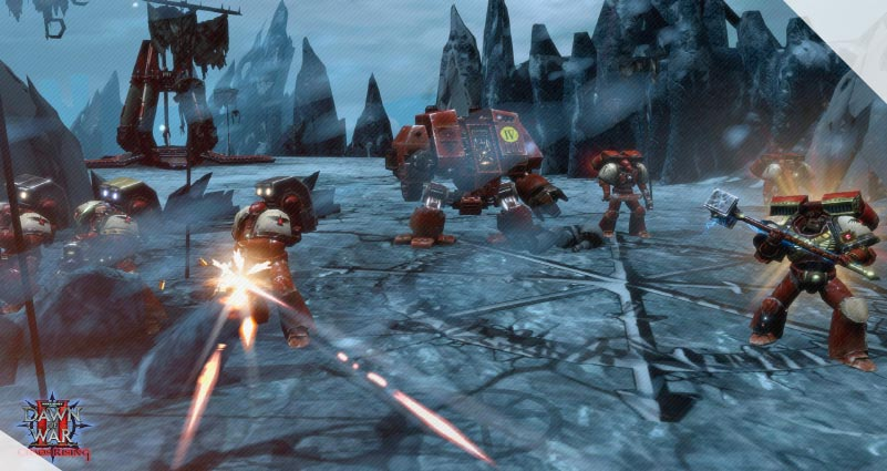Warhammer 40,000: Dawn Of War II – Chaos Rising
