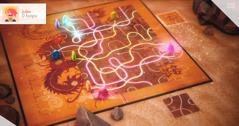 Tsuro – The Game of The Path