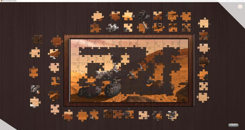 Space Travel Jigsaw Puzzles