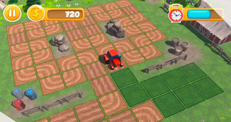 Farm and Puzzle