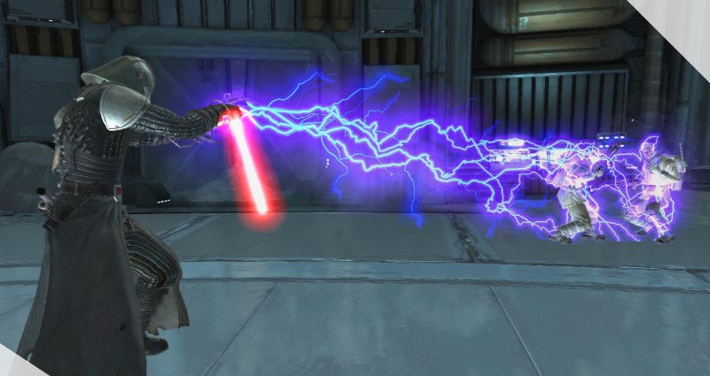STAR WARS – The Force Unleashed