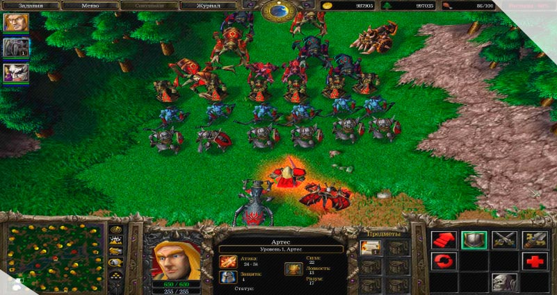WARCRAFT 3 Collection