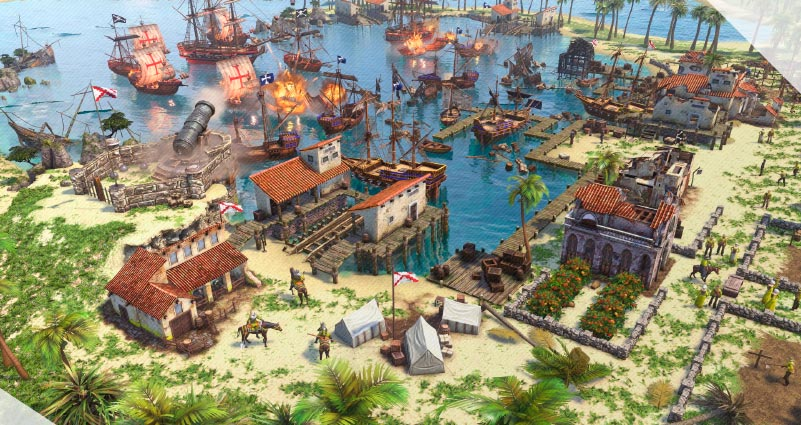 Collection Age of Empires