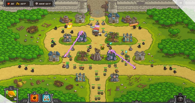 Kingdom Rush – Tower Defense