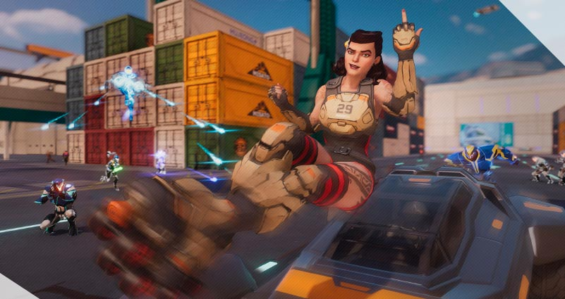 AGENTS OF MAYHEM – TOTAL MAYHEM BUNDLE