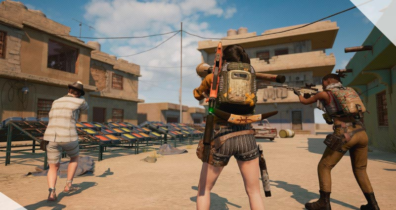 Playerunknowns Battlegrounds - PUBG