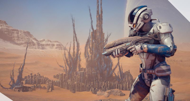 Mass Effect: Andromeda, издание Deluxe