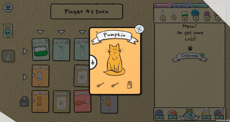 Cat Lady: The Card Game