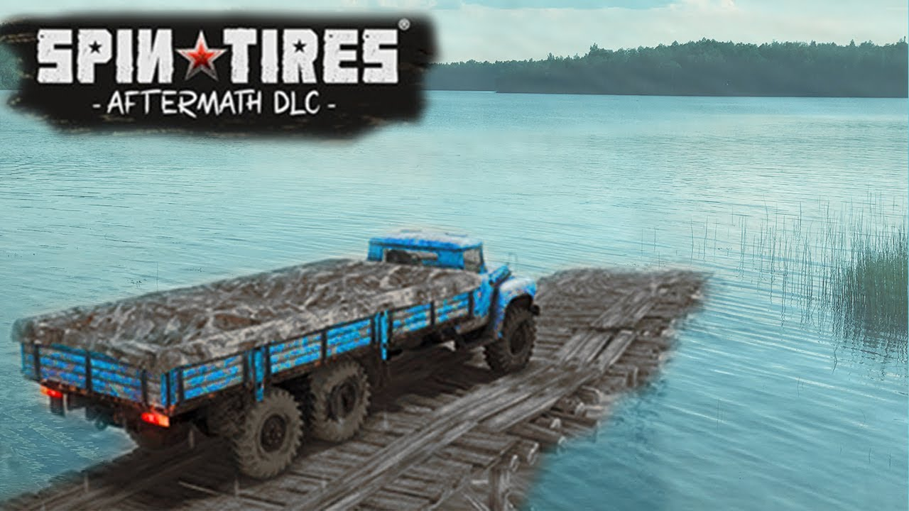 Spintires – Aftermath DLC