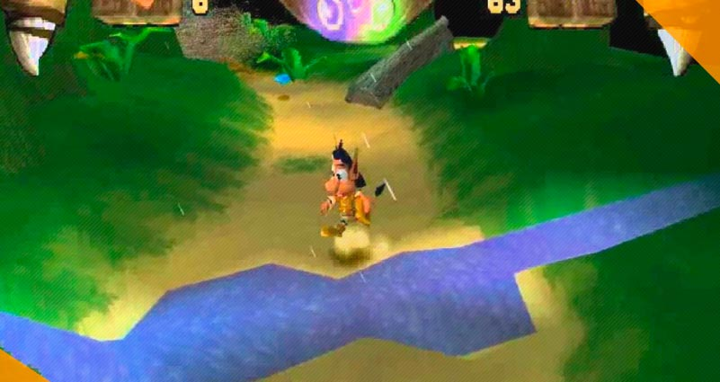 Hugo: Quest for the Sunstones (2000)