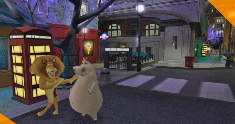 Madagascar 3 The Video Game