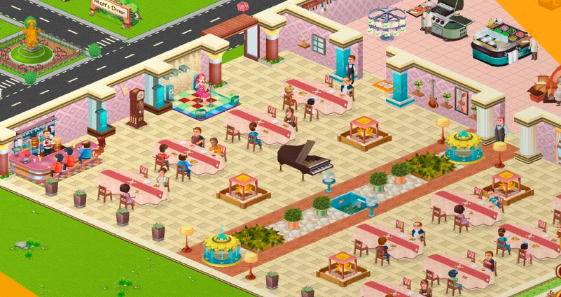Star Chef Cooking & Restaurant Game