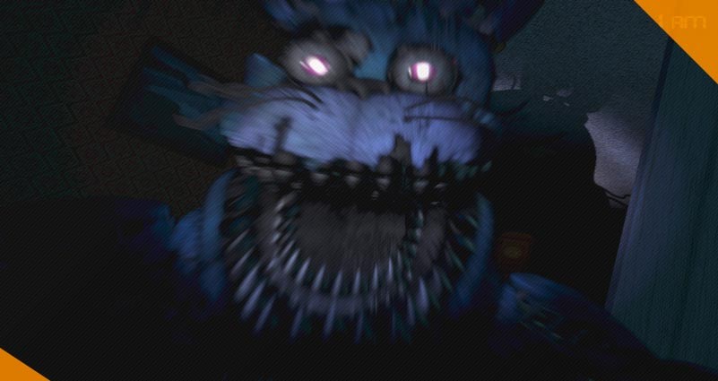 Five Nights at Freddy is 4